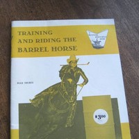 Training & Riding the Barrel Horse by Dale Youree/Western Horseman; Vintage Colorado Indie Publisher; Lots of Cowgirl Pics