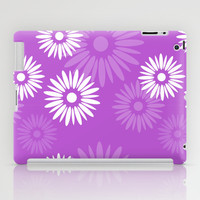 Summertime flowers iPad Case by Silvianna