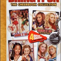Bring it On: The Cheerbook Collection [4 Discs][(4 Disc)]