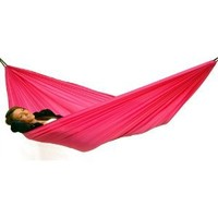 Byer of Maine Paracute Traveller Lite Hammock (Pink)
