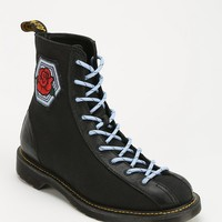 Dr. Martens Aggy Canvas Boot - Urban Outfitters