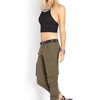 In Command Cargo Joggers