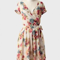 Blended Blossoms Dress