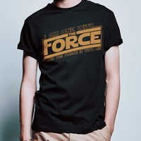 Star Wars - One With The Force - Unisex T-Shirt