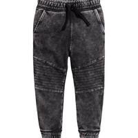 Washed Joggers - from H&M
