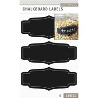 K&Company Chalkboard Labels Stickers