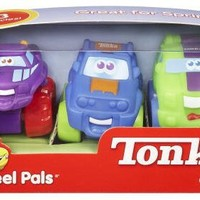 Playskool Tonka Wheel Pals 3 Pack