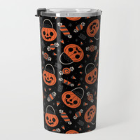 Trick or Treat Travel Mug by therewillbecute