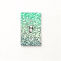 Seafoam Sensations Light Switch Cover
