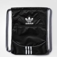 adidas ORIGINALS ALLIANCE SACKPACK - Black | adidas US