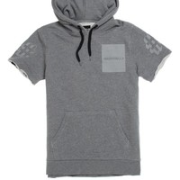 Been Trill Cut Off Hoodie - Mens Hoodie - Grey