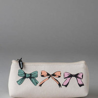 IRVING BOW PENCIL POUCH