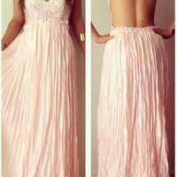 Candied Petals Maxi Dress (more colors) - PREORDER