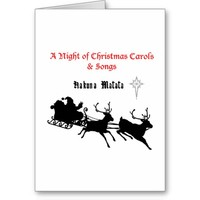 HAKUNA Matata a Night of Christmas Carols & Songs