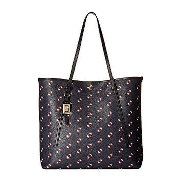 Marc Jacobs Always Full Logo Scream Shopping Tote