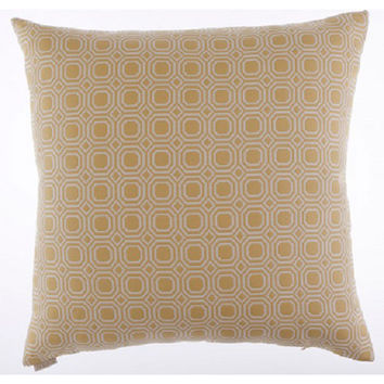 Canaan Company 2143-Y Blair Matelasse 24 x 24 Pillow (Clearance Priced)