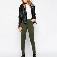 ASOS Utility Skinny Trousers in Ultra Stretch