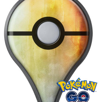 Blotted 672534 Absorbed Watercolor Texture Pokémon GO Plus Vinyl Protective Decal Skin Kit