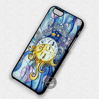 Moon and Sun - iPhone 7 6S 5C SE Cases & Covers