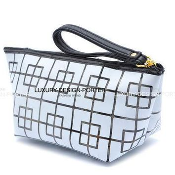 Designer Brand Cosmetic Bag Travel Organizer Toiletry Bag Purse