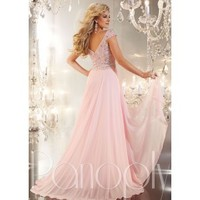 Panoply 14613 Cap Sleeve Gown