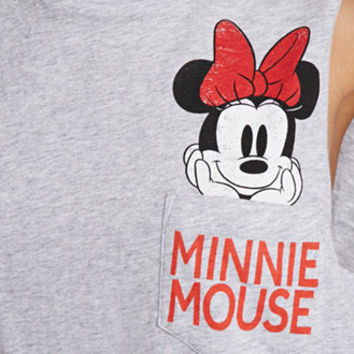 Minnie Mouse Muscle Tee