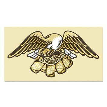Beer Eagle Art Print (Limited Edition)