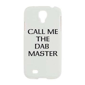 THE DAB MASTER Samsung Galaxy S4 Case> THE DAB MASTER> 420 Gear Stop