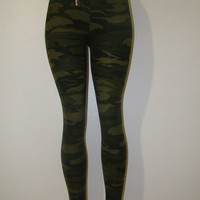 Camoflauge Leggings / More Styles Available