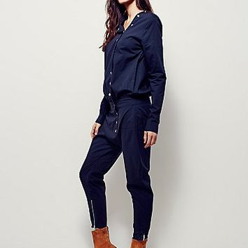 One by One Teaspoon Womens Le Divine Studded Jumpsuit