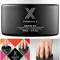 Formula X for Sephora Delete All 5 Finger Nail Polish Remover 4 Oz