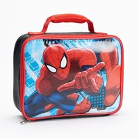 Spiderman Thermos Lunch Box