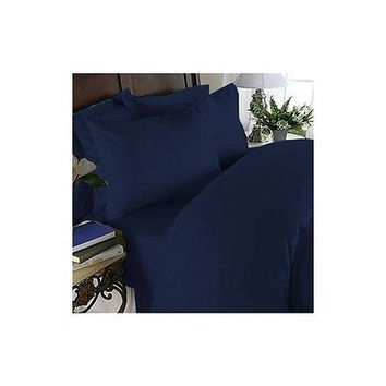 Regal Comfort Bamboo Luxury 2100 Series Hotel Quality Sheet King Navy Blue