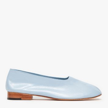 Martiniano / Glove Shoe in Blue Pastel
