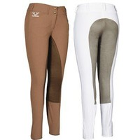 Tuffrider Piaffe Full Seat Breeches in Full Seat / Sticky Seat