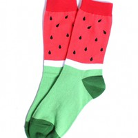 Watermelon Sock by Foot Traffic - ShopKitson.com