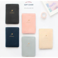 Passport Cover Holder Gift Travel Organizers Pouch Luggage Personalized Trip ID