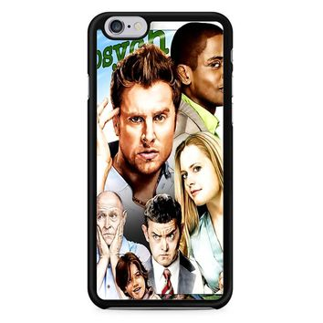 Psych 4 iPhone 6/6S Case