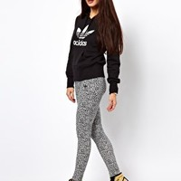 Adidas Bone Print Leggings at asos.com