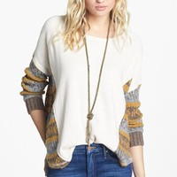 Free People 'Beautiful Sinner' Heavyweight Pullover | Nordstrom