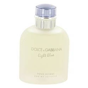 Light Blue Eau De Toilette Spray (Tester) By Dolce & Gabbana