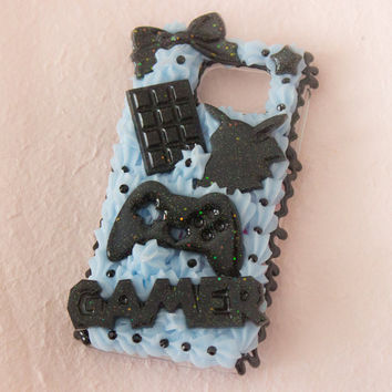 Samsung Galaxy S6 Gamer Decoden Case