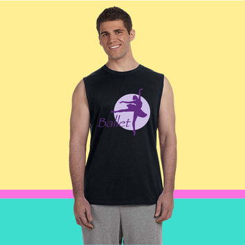 ballet b 2c Sleeveless T-shirt