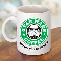 Star Wars Coffee Mug and Cup / Custom Mug / Custom Cup