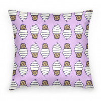 MAD ICE CREAM PILLOW - PREORDER