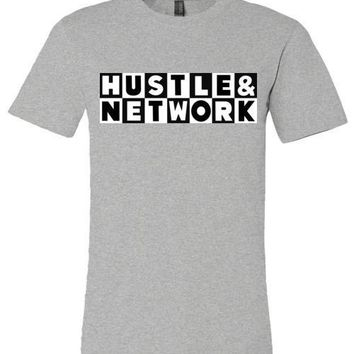 Hustle & Network - Youth T Shirt