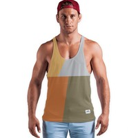 'Color Blocks 1' Vest by DuckyB on miPic