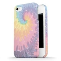 Ankit Hard Shell for iPhone 5/5S - Pastel Tie Dye