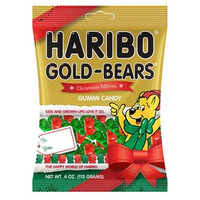 Haribo Christmas Gummy Bears