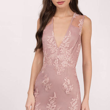 One Night Lace Bodycon Dress